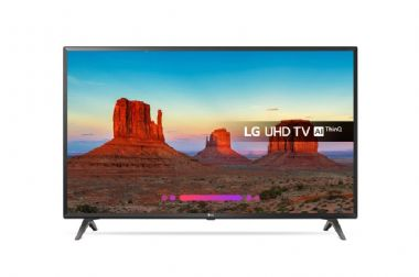 LG Ultra HDR Freeview Play 4k TV - 43""